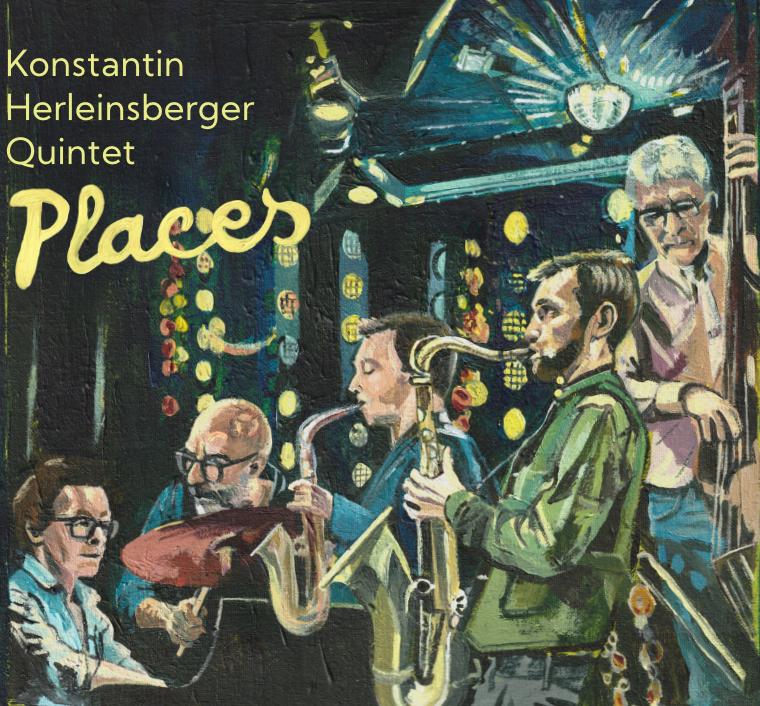 CD-Cover Jazz